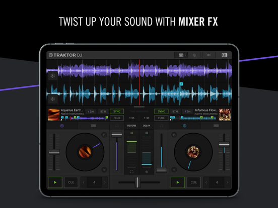 Traktor DJ 2 screenshot 5