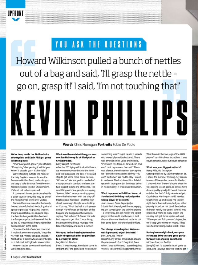 FourFourTwo Magazine on the App Store