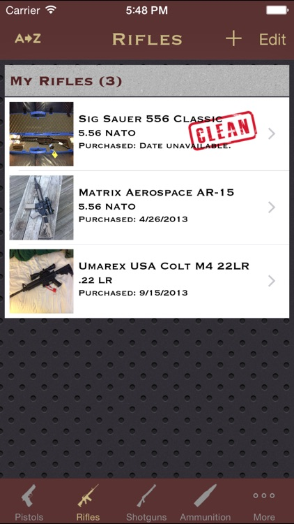 FirearmSafe screenshot-3