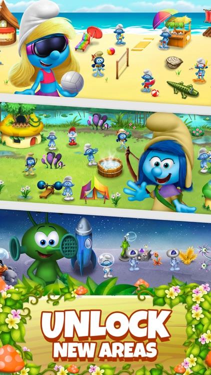 Smurfs Bubble Shooter Story screenshot-4