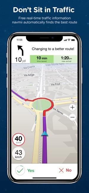 Navmii Offline GPS Germany on the App Store