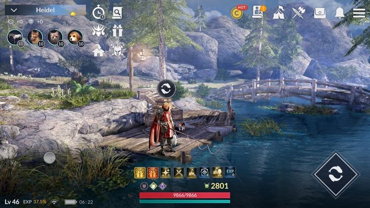 Black Desert Mobile screenshot-5