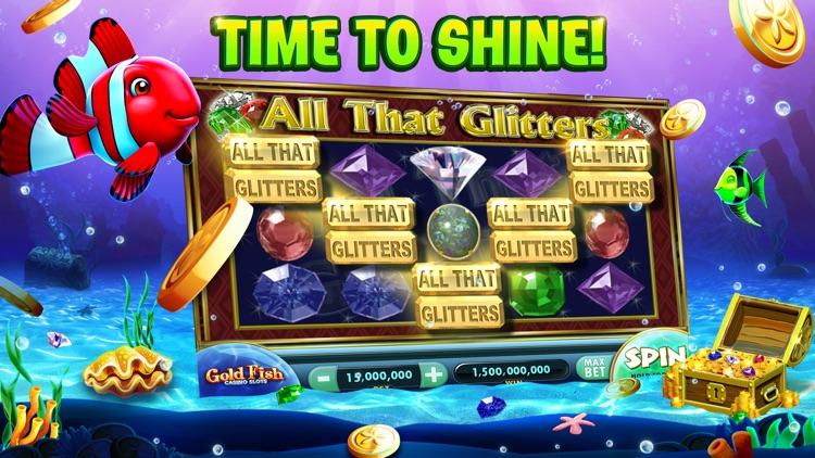 Gold Fish Casino Slots Games screenshot-8