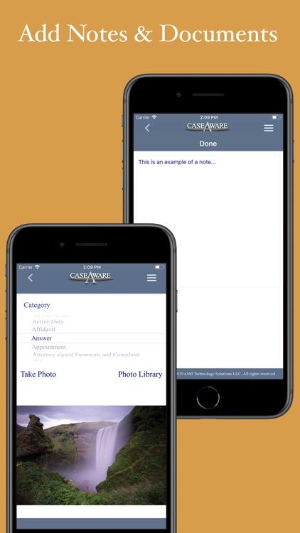 CaseAware screenshot-4