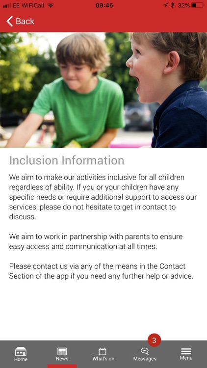 Action for Children Services