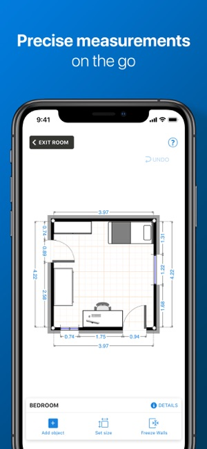 magicplan – 2D/3D floor plans on the App Store