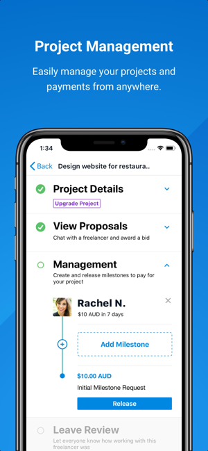 Freelancer - Hire & Find Jobs on the App Store