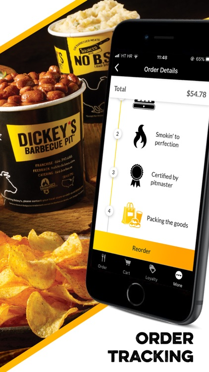 Dickey's Barbecue Pit screenshot-5