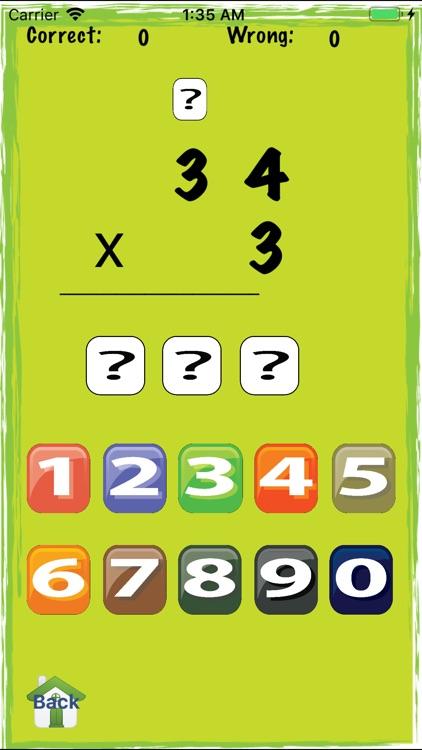 Math Magic Times and Division screenshot-4