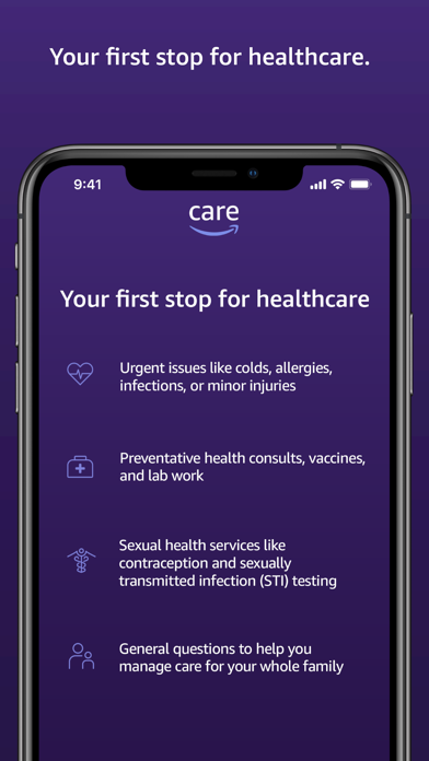 Amazon Care screenshot 5