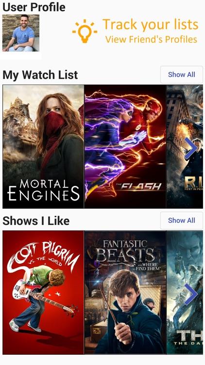Movie & TV Pix - Recommender screenshot-3
