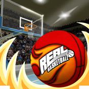 Icône de basket-ball réel