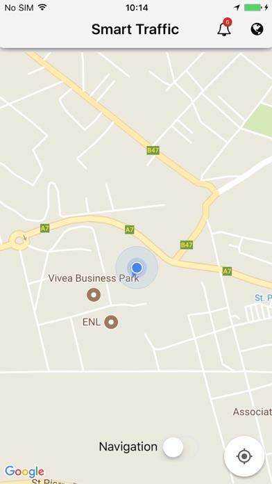 Smart Traffic Mauritius screenshot three