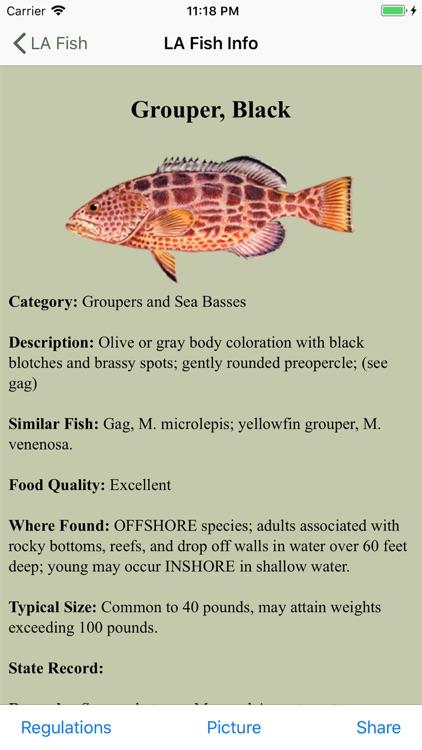 TX Saltwater Fishing Companion screenshot-3