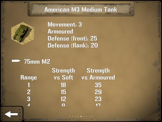 Tank Battle: North Africa Screenshots