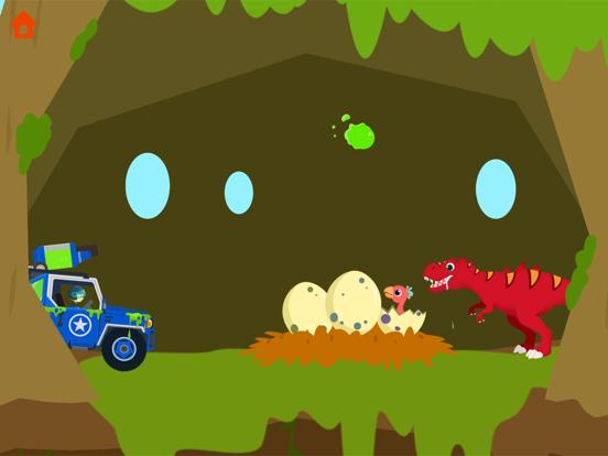 恐竜警備隊 - 子供向けゲームのおすすめ画像5