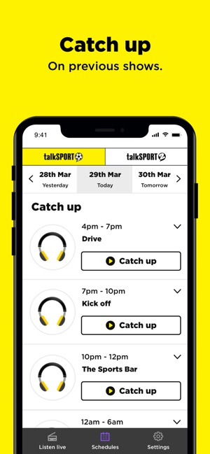 talkSPORT - Live Radio on the App Store