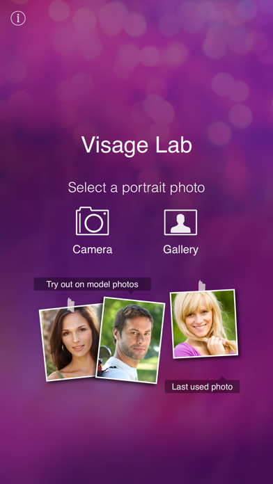 Screenshot for Visage Lab PROHD photo retouch in India App Store