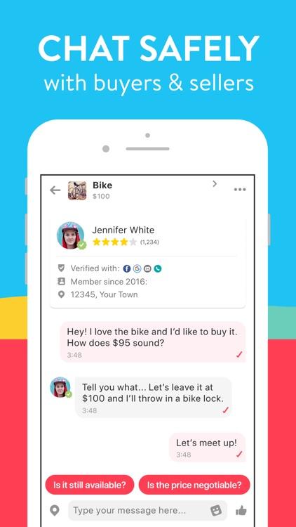 letgo: Sell & Buy Used Stuff screenshot-3