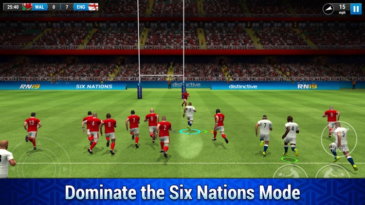 Rugby Nations 19 screenshot-0