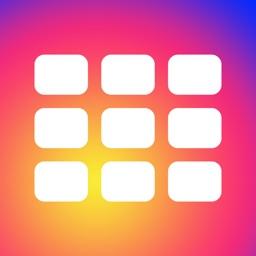 Photo Grid Split: Layout Maker