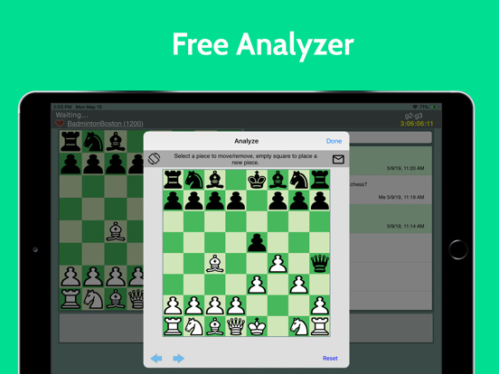 Chess Time - Multiplayer Chess screenshot