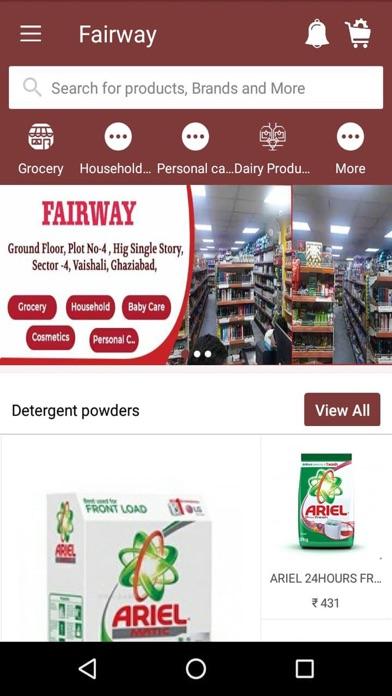 Fairway Supermarket screenshot 1