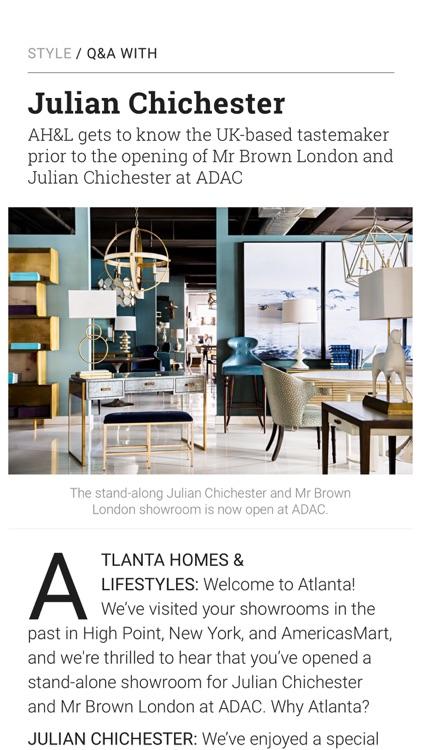 Atlanta Homes & Lifestyles screenshot-5