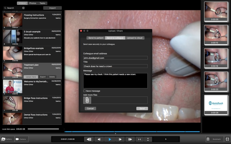 Futudent Recording Software for Mac