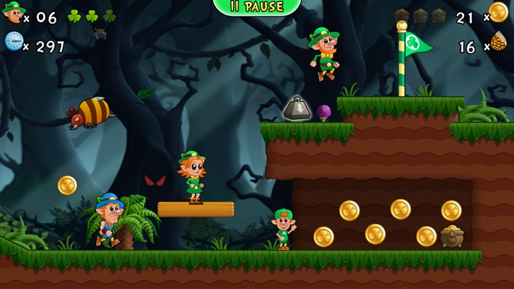 Lep's World 3 - Jumping Games screenshot-2