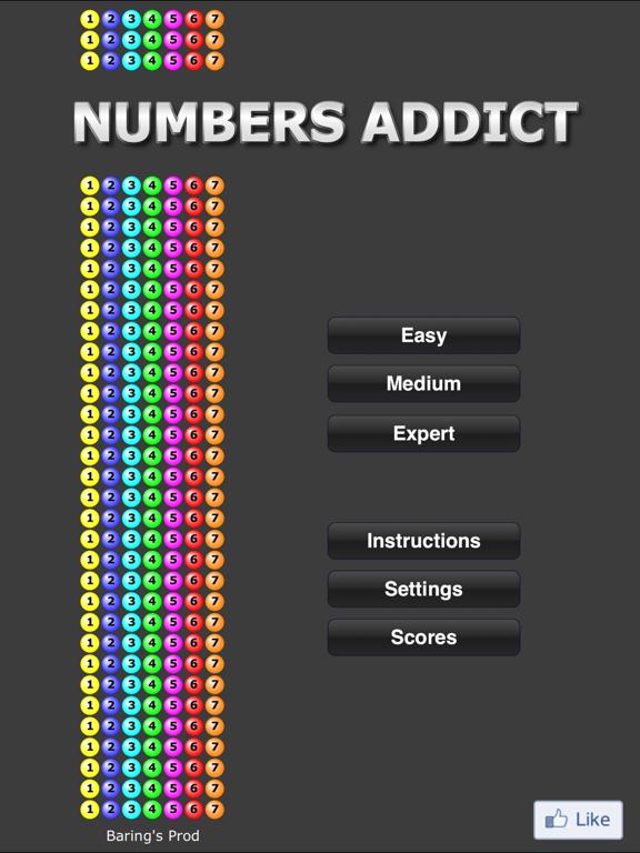 Numbers Addict