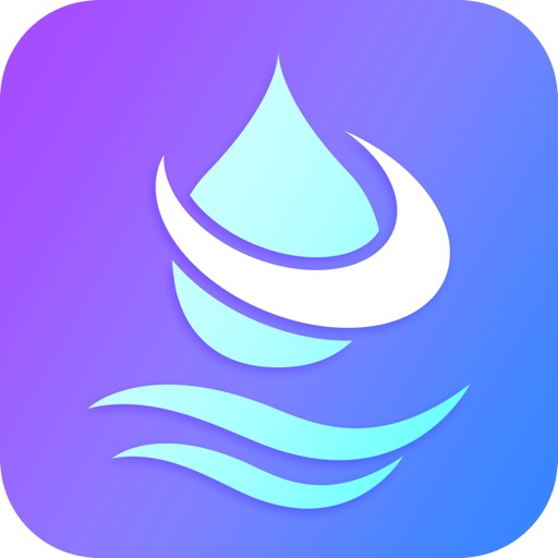 Drink Water-Replenish moisture icon