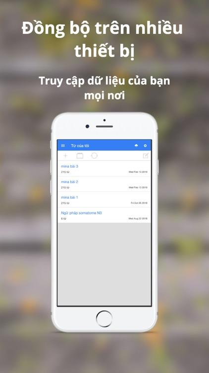 Từ điển Nhật Việt Mazii screenshot-7