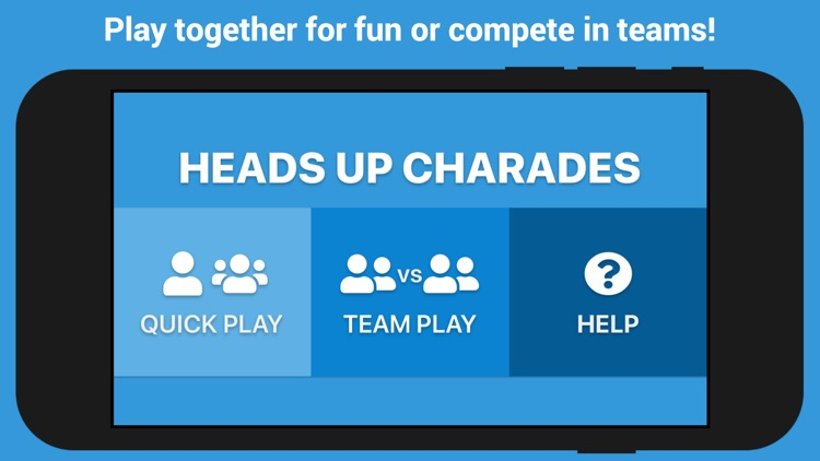 Heads Up Charades