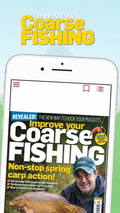 Improve Your Coarse Fishing