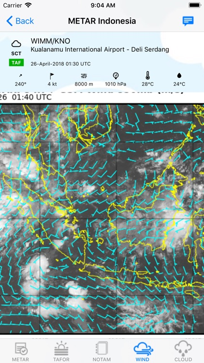 METAR Indonesia screenshot-5