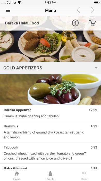 Baraka Halal Food 3