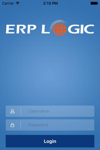 ERPLSalesCRM - náhled