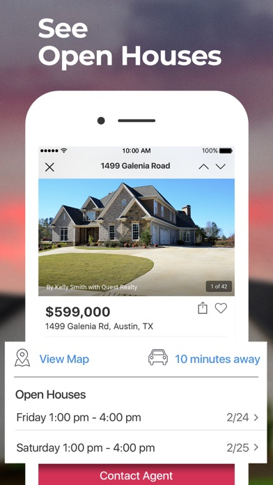Realtor com Real Estate - Homes for Sale and Apartments for Rent App