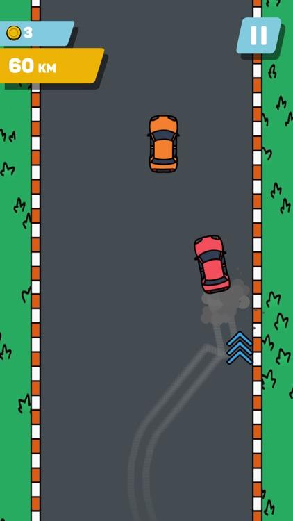 Dodge Racer screenshot-4