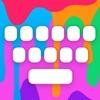 RainbowKey – 色付きキーボード テーマ