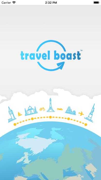 TravelBoast screenshot 1