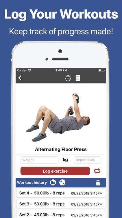 Gymster+ IIFYM & Gym Workouts screenshot-3