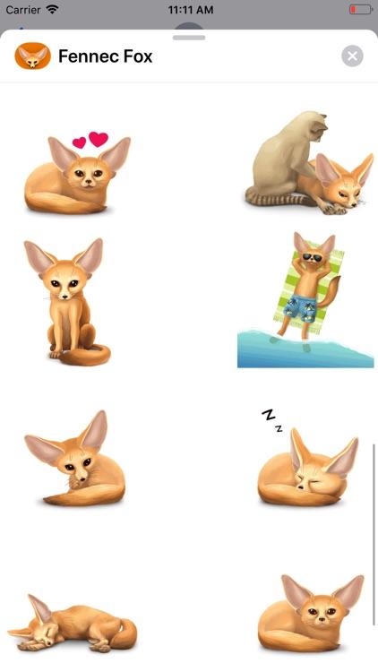 Fennec Fox screenshot-3