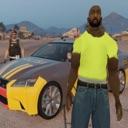 Driving police theft simulator