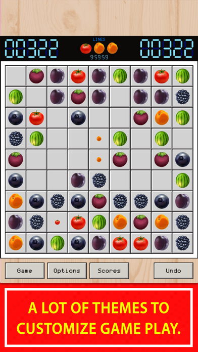 LINES 98 - Win Version screenshot two