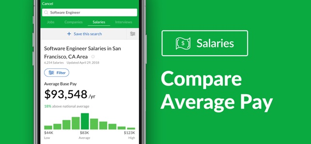 Glassdoor Jobs - Job Search on the App Store