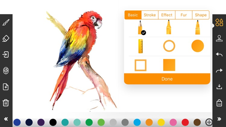 Drawing Desk Pad,Paint,Sketch screenshot-3