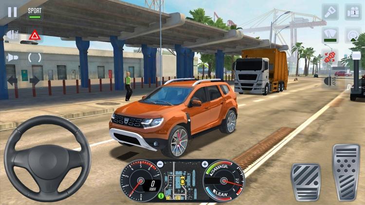 Taxi Sim 2020 screenshot-3