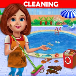 Big Home Cleanup and Wash